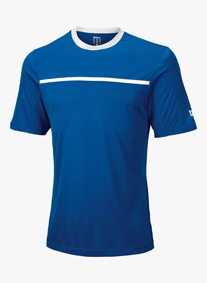 Wilson Team Crew Shirt - Blue