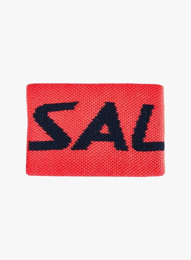 Salming Wristband Mid - Coral