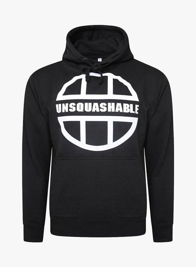 UNSQUASHABLE Training Hoodie - Black