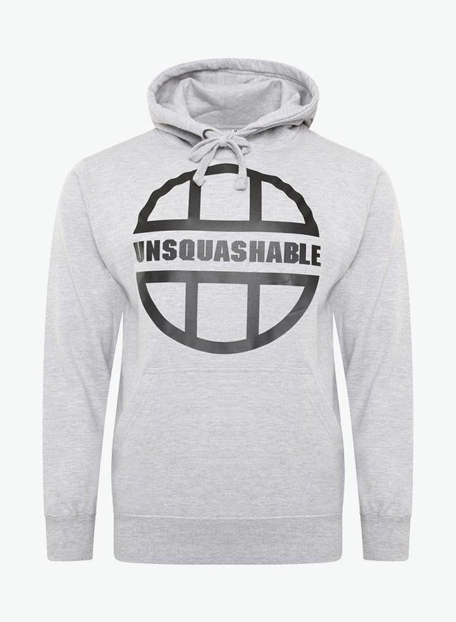 UNSQUASHABLE Training Hoodie -Grey