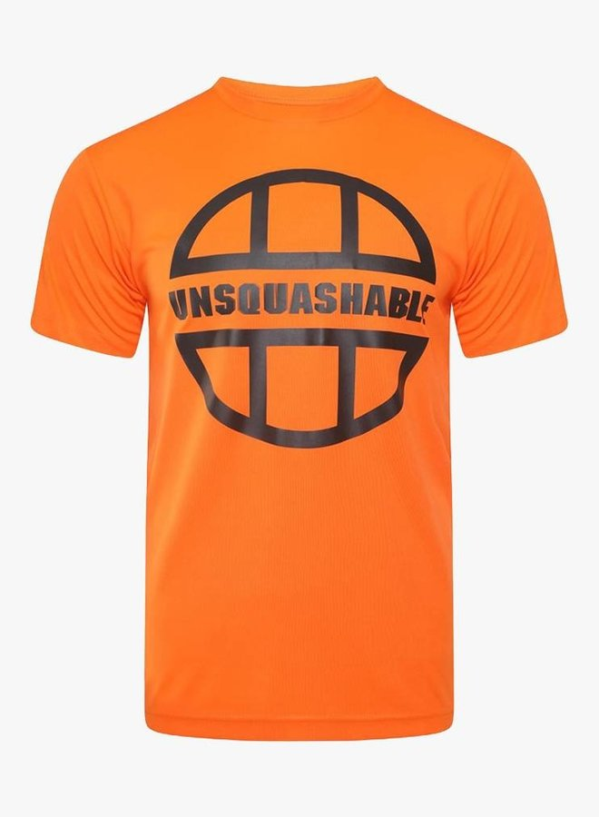 UNSQUASHABLE Training Performance Shirt - Orange