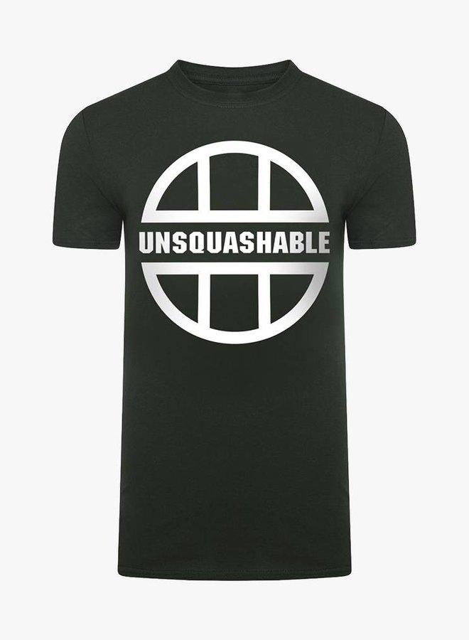 UNSQUASHABLE Training Shirt - Green
