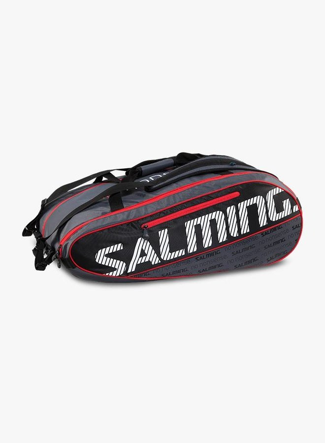 Salming Pro Tour 12R Racket Bag - Grey