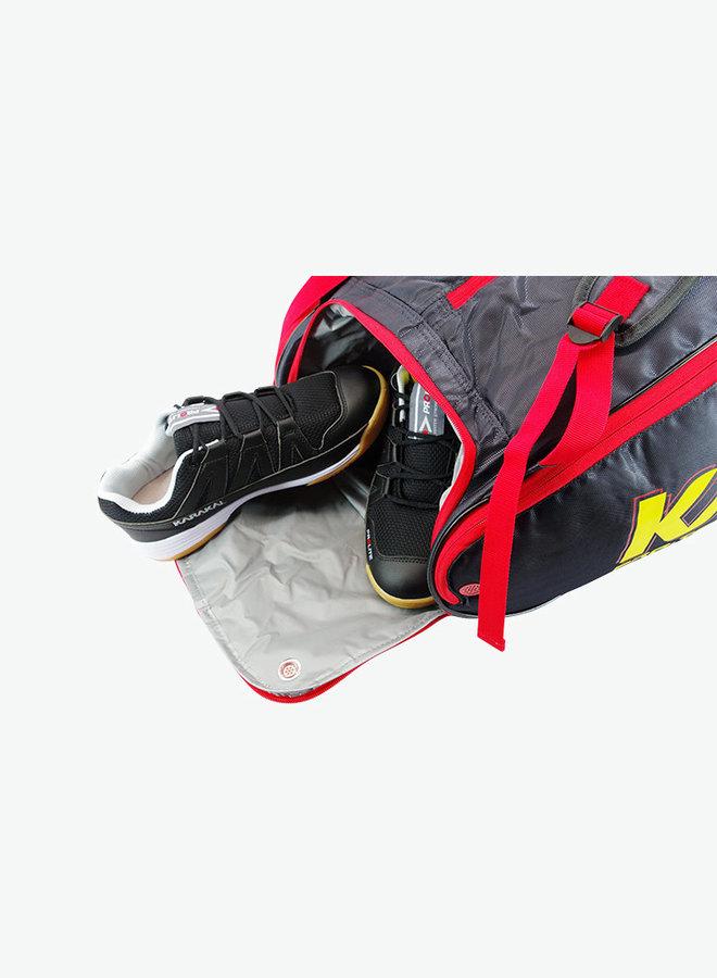 Karakal Pro Tour Elite 12 Racket Bag