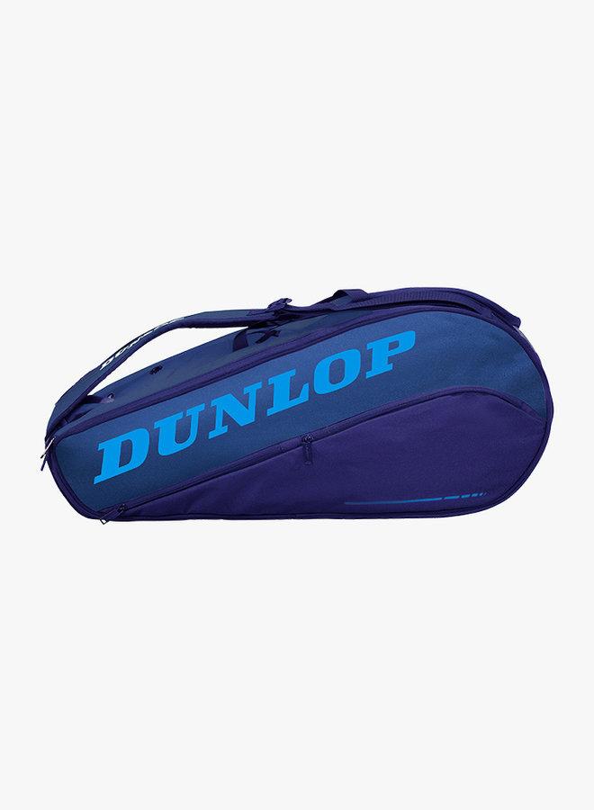 Dunlop CX Team 12 Racket Bag  - Blue
