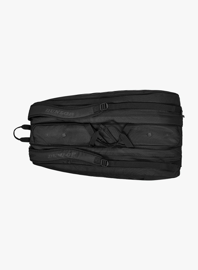 Dunlop CX Team 12 Racket Bag  - Black