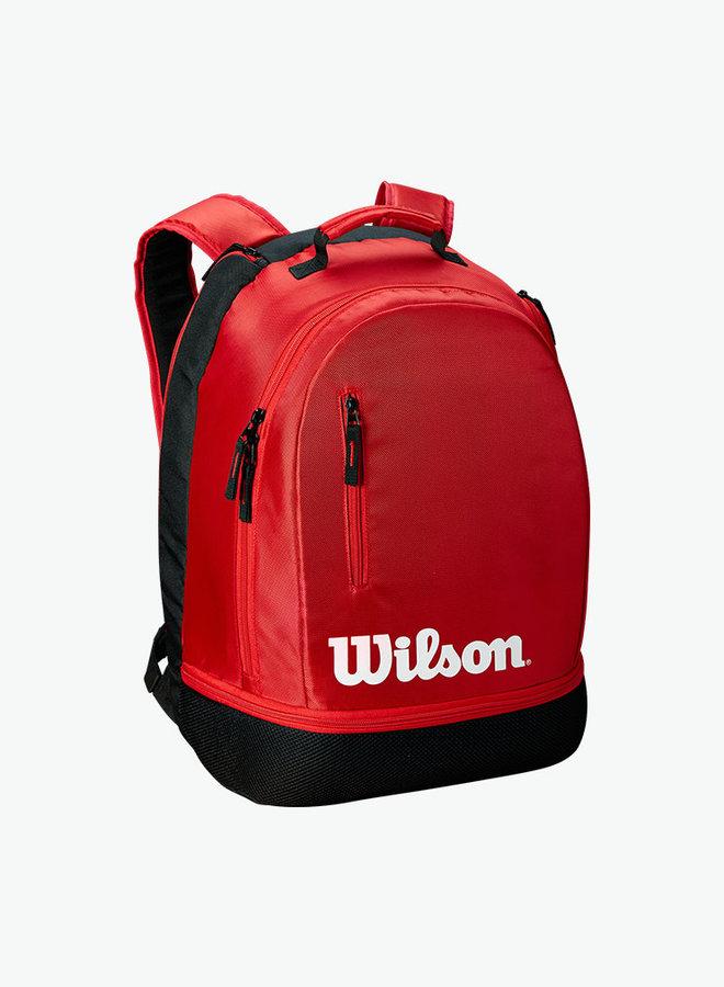 Wilson Team Backpack - Red / Black