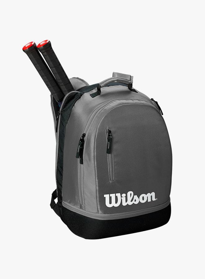 Wilson Team Backpack - Grey / Black