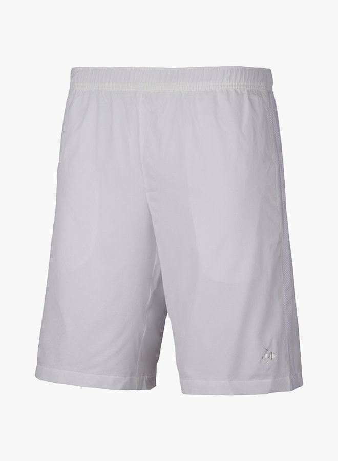 Dunlop Club Mens Woven Short - White