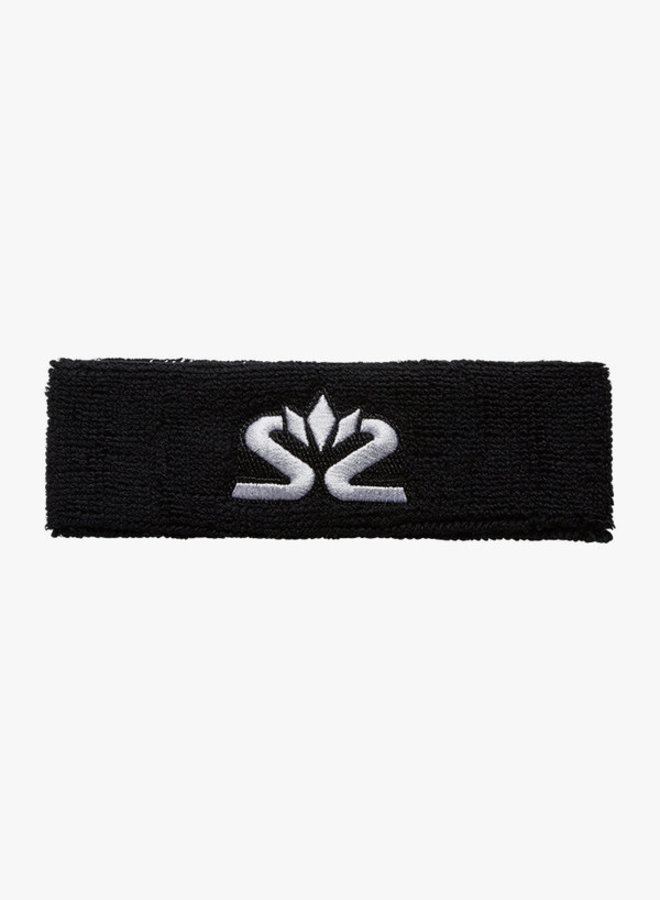 Salming Knitted Headband  - Black