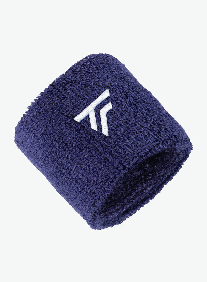 Tecnifibre Wristband - 2 Pack - Navy