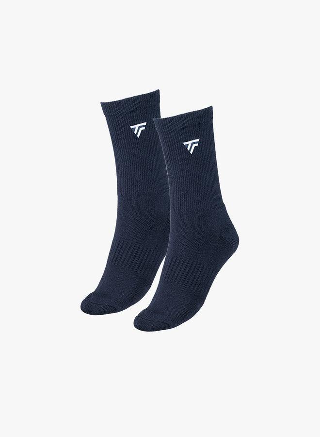 Tecnifibre Men Socks - 2 Pack - Blue