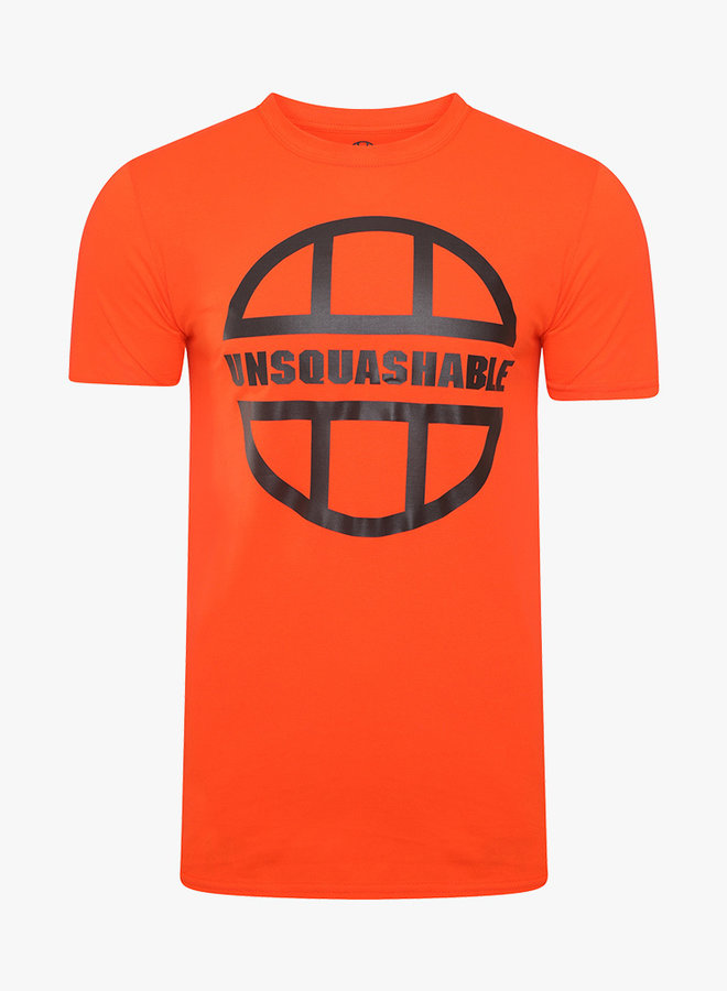 UNSQUASHABLE Training Shirt - Orange