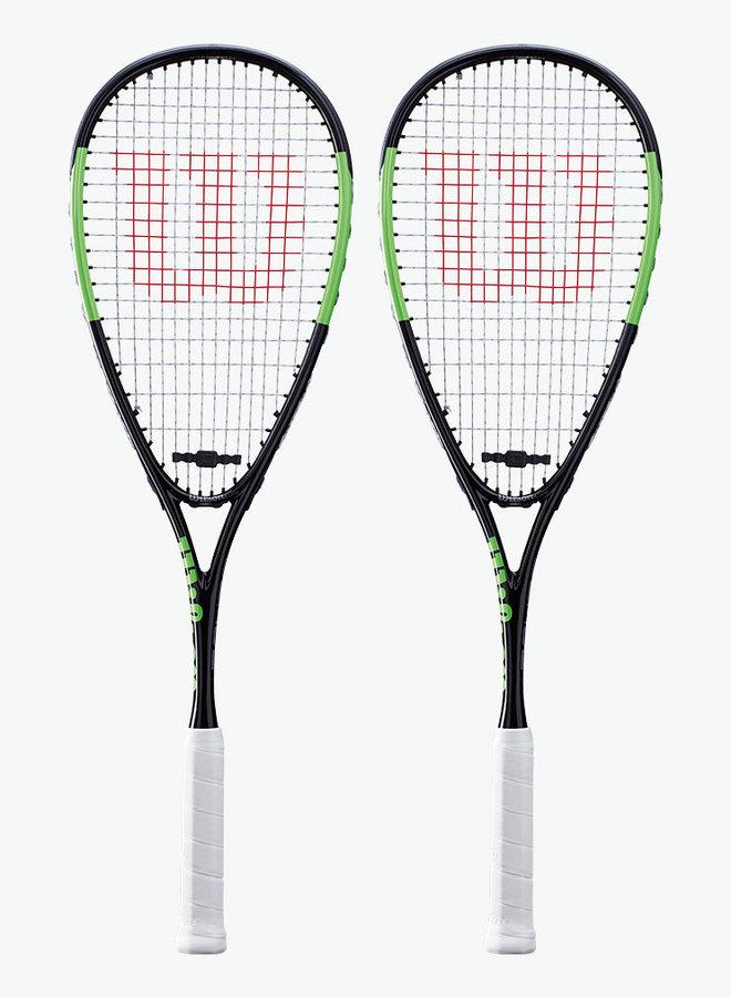 Wilson Team Blade - 2 Racket Deal