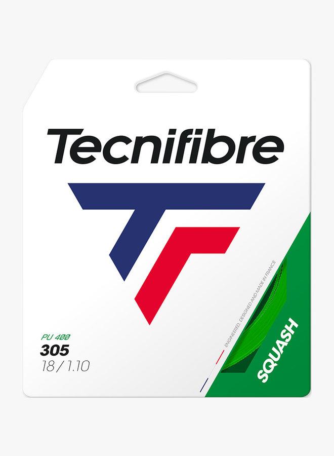 Tecnifibre 305 Squash 1.10 Green - String Set 9.7 m