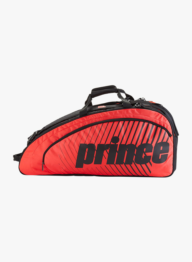 Prince Tour Future 6 Pack - Black / Red