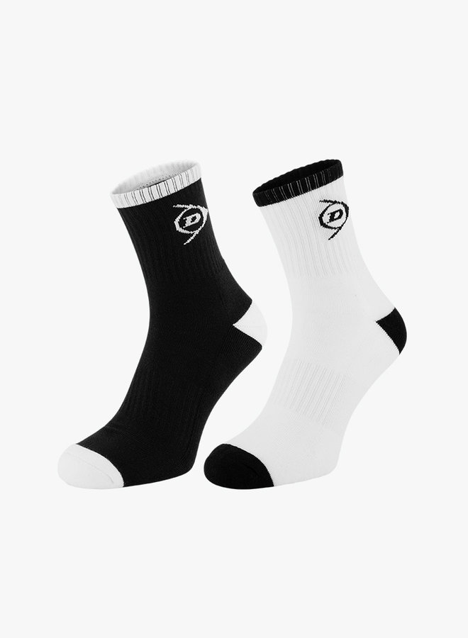 Dunlop Men's Performance Socks - 2 Pack