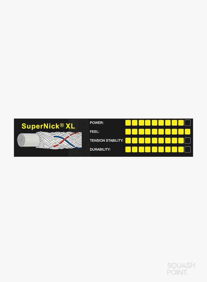 Ashaway SuperNick XL - String Set 9 m