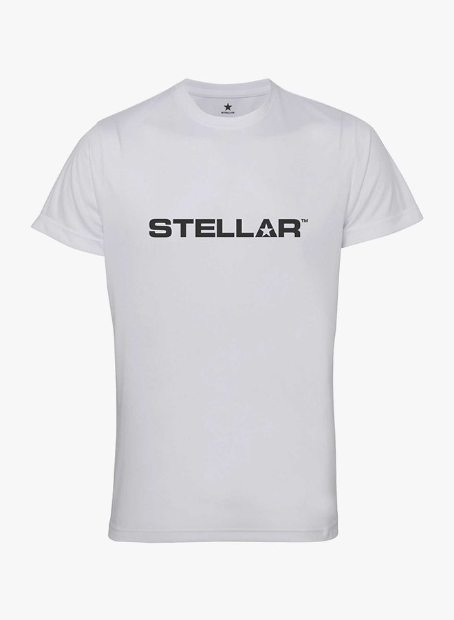 Stellar Training Performance Shirt - White