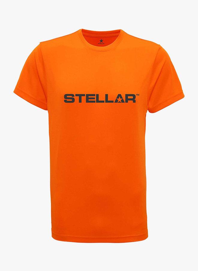 Stellar Training Performance Shirt - Orange
