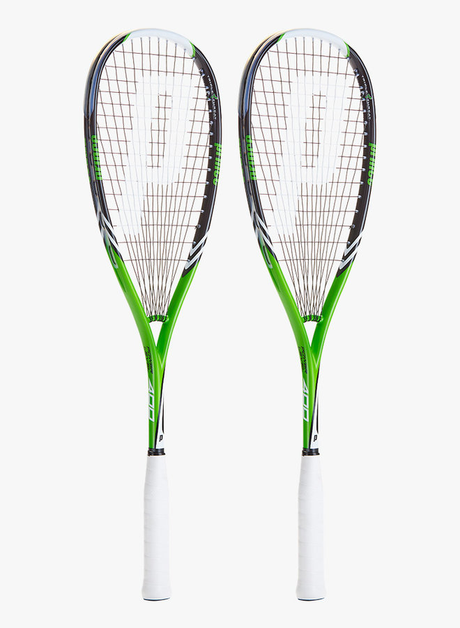 Prince Thunder Eclipse 400 - 2 Racket Deal