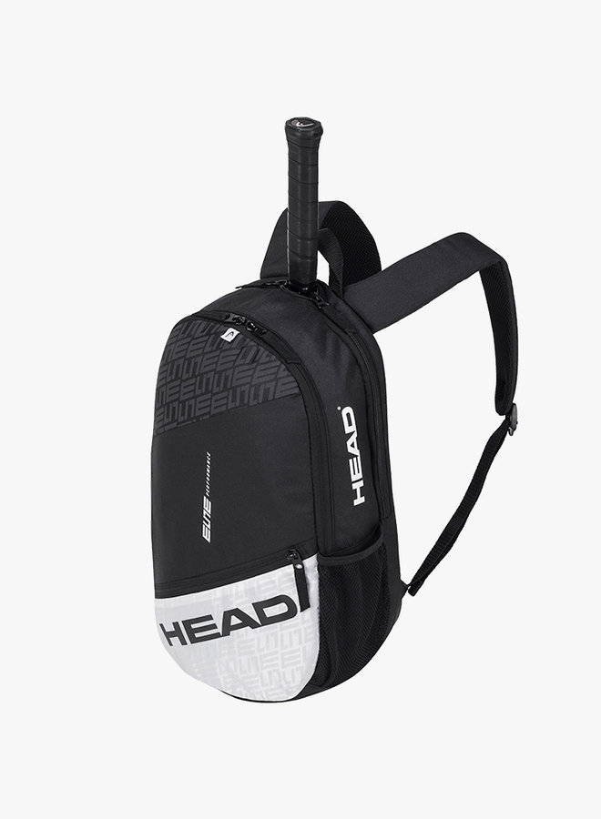 Head Elite Backpack  - Black / White