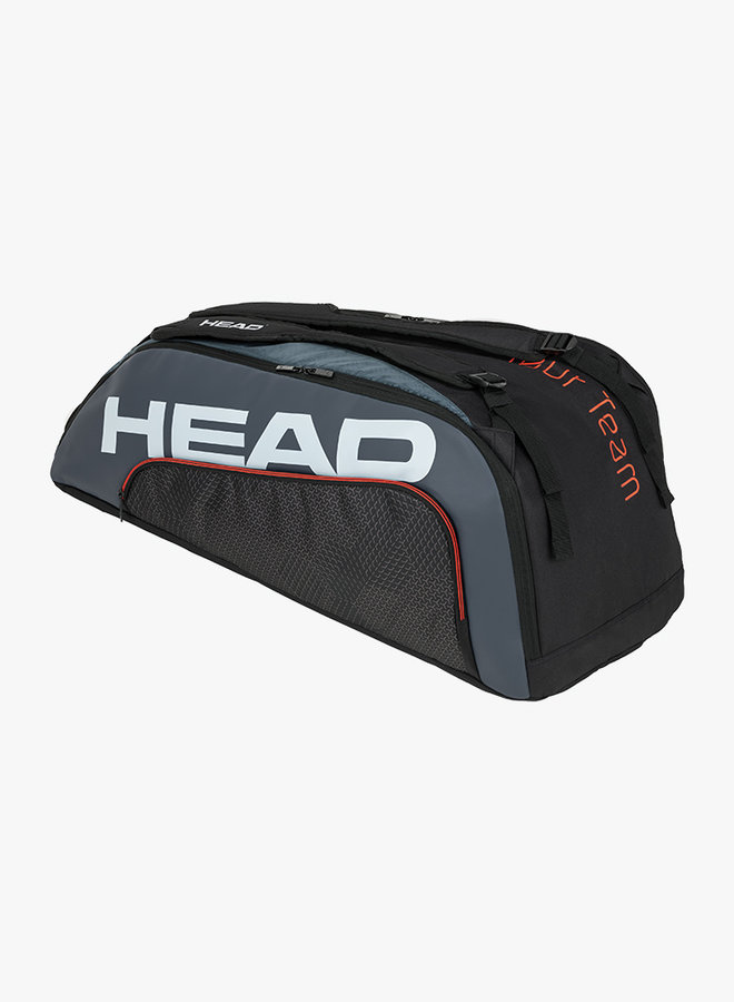 Head Tour Team 9R Supercombi - Black / Grey