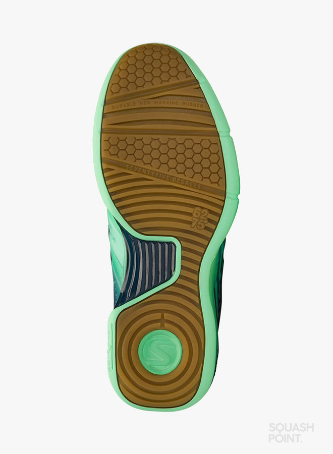 Salming Viper 5 Women - Turquoise / Navy