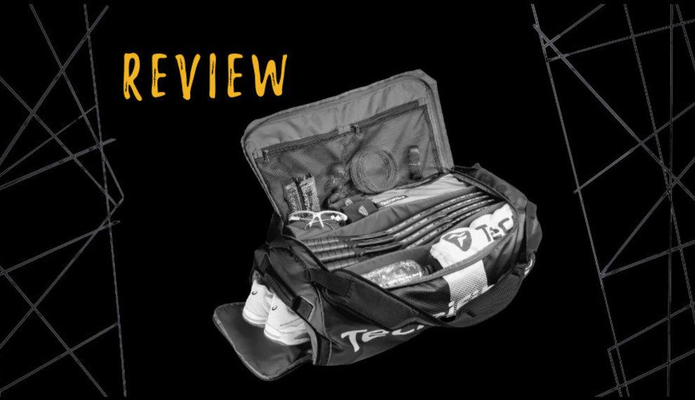 Review Tecnifibre Air Endurance Rackpack
