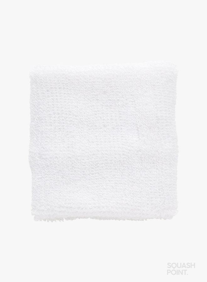 Asics Performance Wristband- 2 Pack  - White