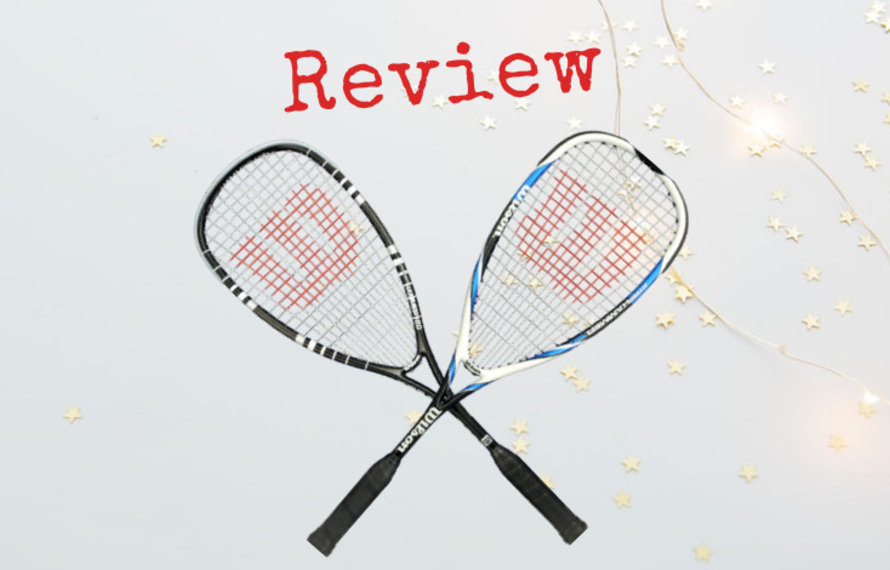 Review Wilson Hyper Hammer 120