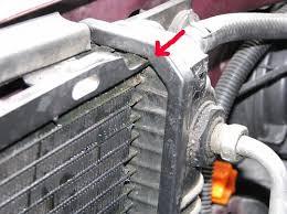 Lekkage koelsysteem auto dichten
