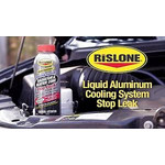 Rislone Vloeibaar aluminium bij koelsysteem lekkage