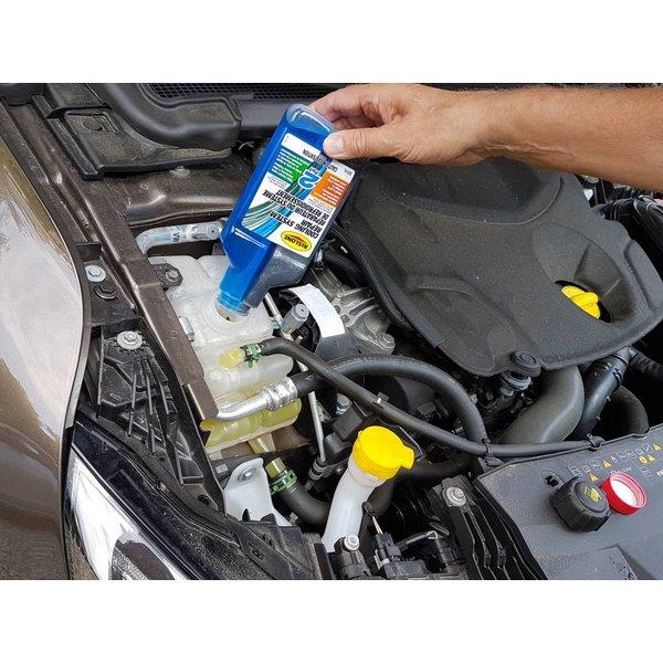 Rislone Koelsysteemlekkage herstel - Rislone Cooling System Repair