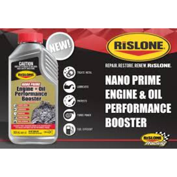 Rislone RISLONE NANO PRIME™ motor- & oliebooster