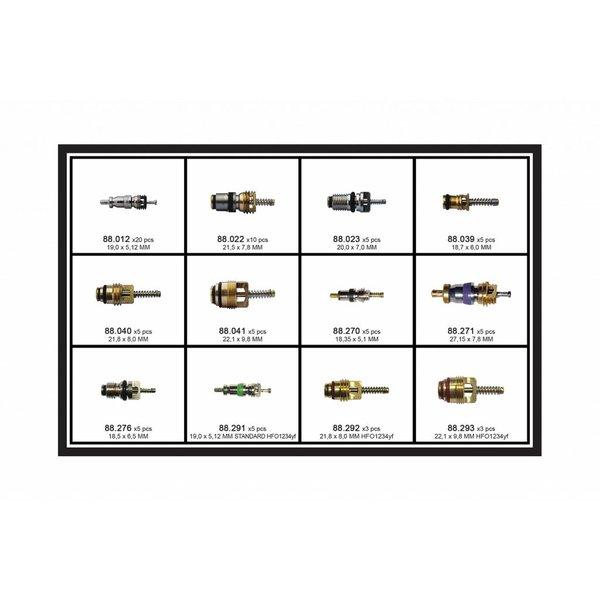 Elke Airco ventielen kit (12 soorten - 76 stuks)