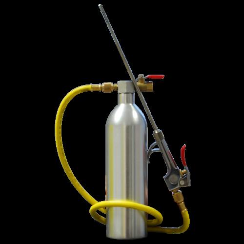 TonLin Roetfilter reiniger apparaat