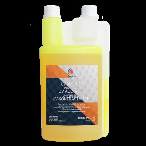 TonLin UV-Dye Contrast (kleur) middel in fles 1 liter