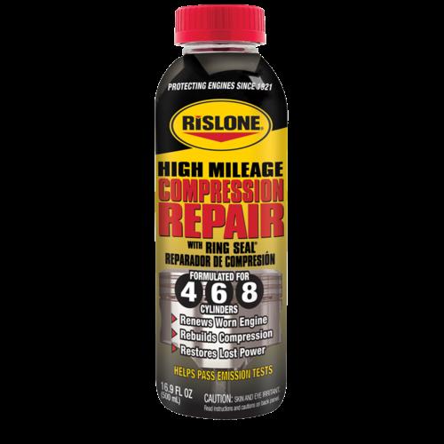 Rislone Compressie Repair zorgt voor meer vermogen en minder olieverbruik