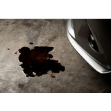 Auto verliest olie