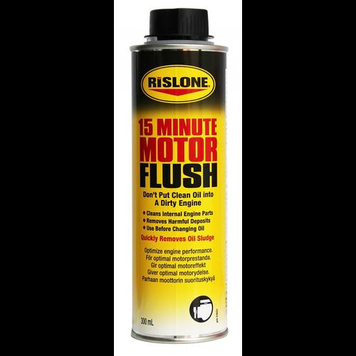 Rislone 15 Minute Motor Flush (300 ml) Reinigt het motoroliesysteem