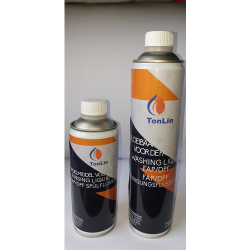 TonLin Roetfilter reiniging en spoelingset