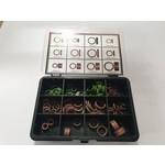 TonLin Speciale O-Ringen kit, 88 stuks