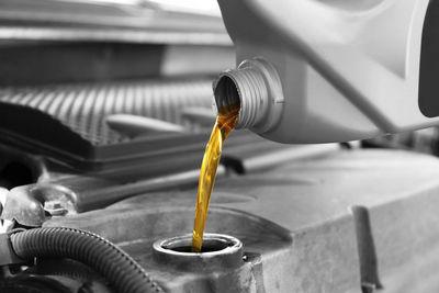 Olie verbruik oplossen