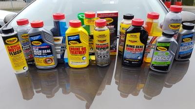 Olie toevoegingen