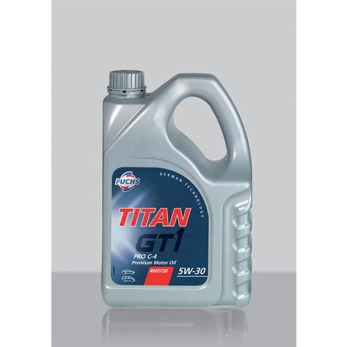 Fuchs  Motorolie Titan GT1 Pro C-4 5W-30 5 liter