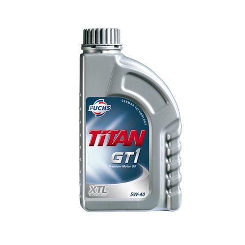 Fuchs  Motorolie Titan GT1 5W-40 1 liter