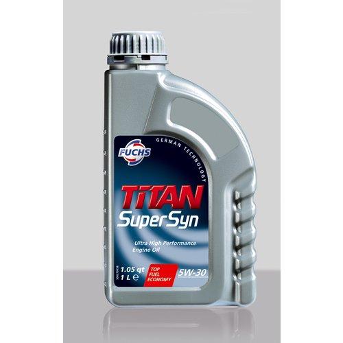 Fuchs  Motorolie Titan Supersyn SAE 5W-30 1 liter