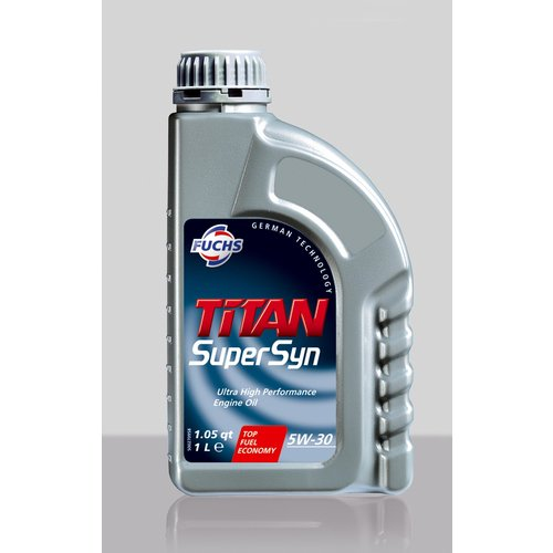 Fuchs  Motorolie Titan Supersyn SAE 5W-30 4 liter