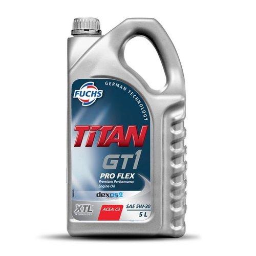 Fuchs  Motorolie Titan Pro Flex 5W-30 5 liter